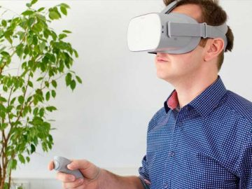 Training About Disability through VR Technology
