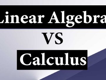 Linear Algebra and Calculus